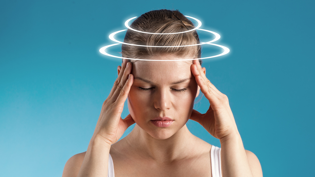 Meniere's Disease has vertigo dizziness symptoms OSNT